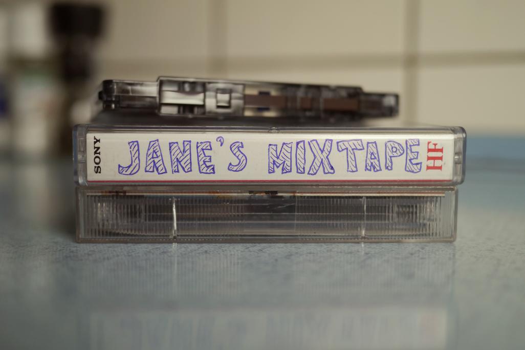 Cassette Mixtape